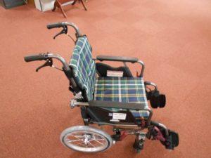 寄贈車椅子3